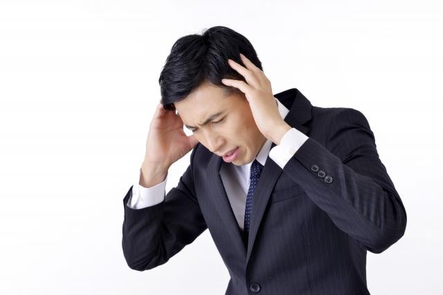 側頭部の痛みは押すことでは改善されない!?対処法をご紹介