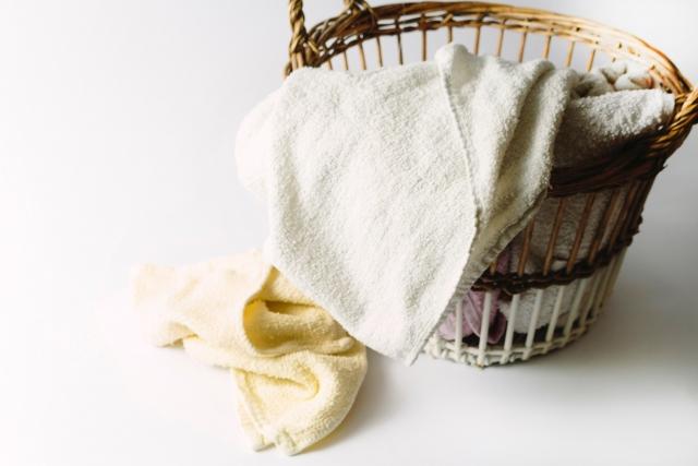 何度洗ってもバスタオルが臭い!熱湯や漂白剤での対策方法