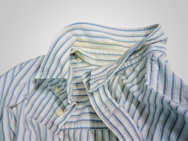 洋服についた汗の黄ばみは自宅クリーニングでも取れる!?
