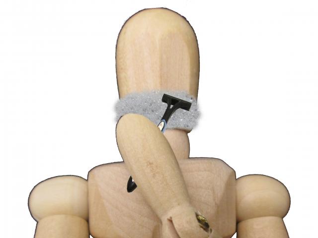 髭剃り用カミソリの刃を復活させて長く使おう!その方法とは