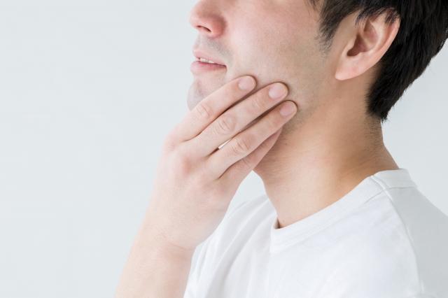 顎のたるみをなくしたい!二重顎の原因と改善方法を知ろう!
