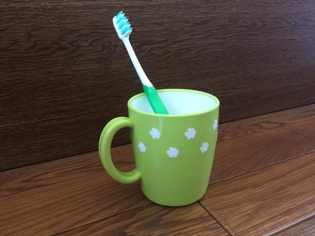 入園で必要な歯ブラシやコップを入れる巾着は買う?作る?