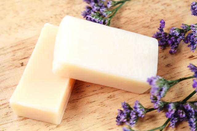 石鹸で清潔ライフ!アルカリ性・酸性に基づいた石鹸使用法