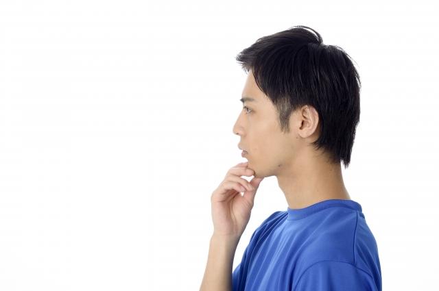 顎が小さくてお悩みの男性必見!顎を出す方法をご紹介