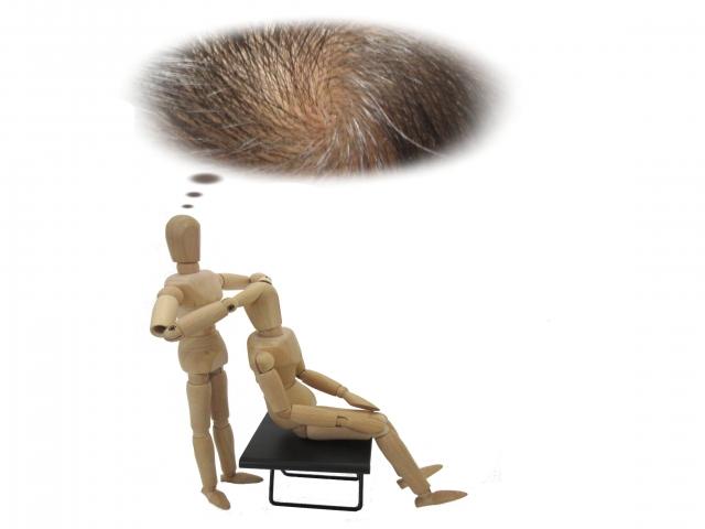 ヘッドスパで薄毛を予防!?男性の頭皮環境を見直そう!