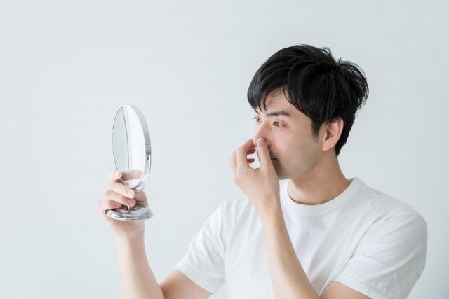 鼻毛の切りすぎはNG行為!鼻水やドライノーズの原因に!?