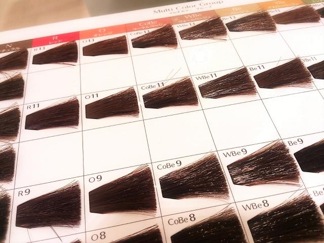 髪の毛をカラーしたい!希望通りの茶色にしてもらうには?