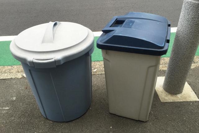 ゴミ箱の臭いとプラスチックに染み付いた臭いを完全除去!