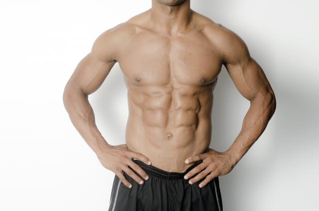 ダイエットに筋トレをして男らしい身体を手に入れよう!