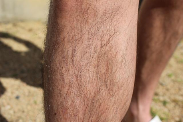 すね毛を剃る男性は女性にどう見られている?検証しよう!