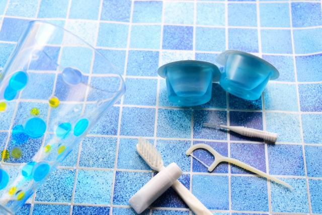 意外とお洒落で衛生的!歯ブラシポーチは百均で調達しよう!