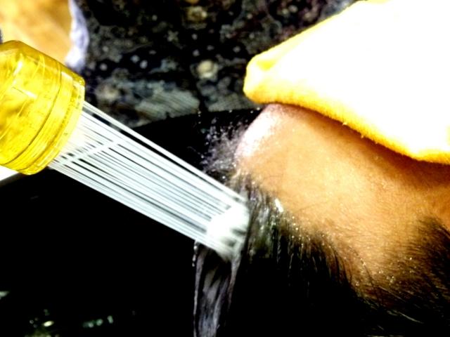 髪の毛の洗い方について知ろう!男性のヘアケアとは?